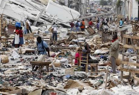 The Unfolding Disaster in Haiti - The Impact on Consciousness