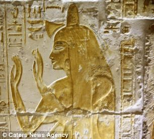 ancient egyptian tombs reveals secret about afterlife Share this:a sutherland - ancientpagescom - the rock-cut tombs of an ancient egyptian cemetery, beni hasan, were mainly used.