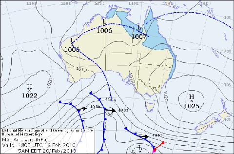 Map Of Australia Radar.Haarp Caused Radar Patterns Across Aussie Weather Modification