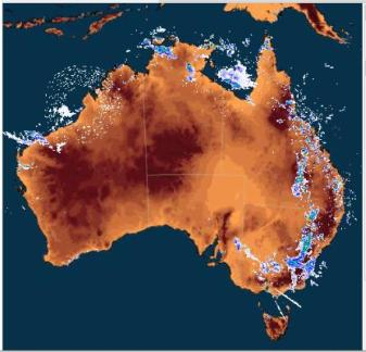 Man-made or Climate Change Weather over Australia? Colin Andrews