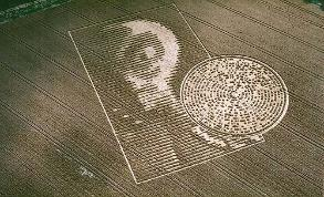 crop circles connector